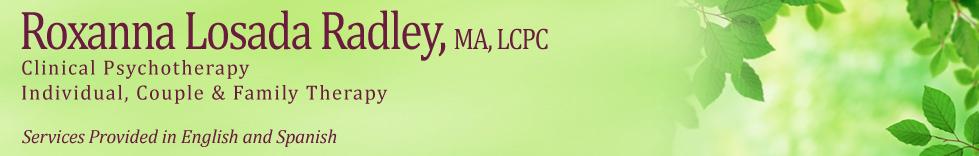Roxanna Losada Radley - Bethesda, Maryland